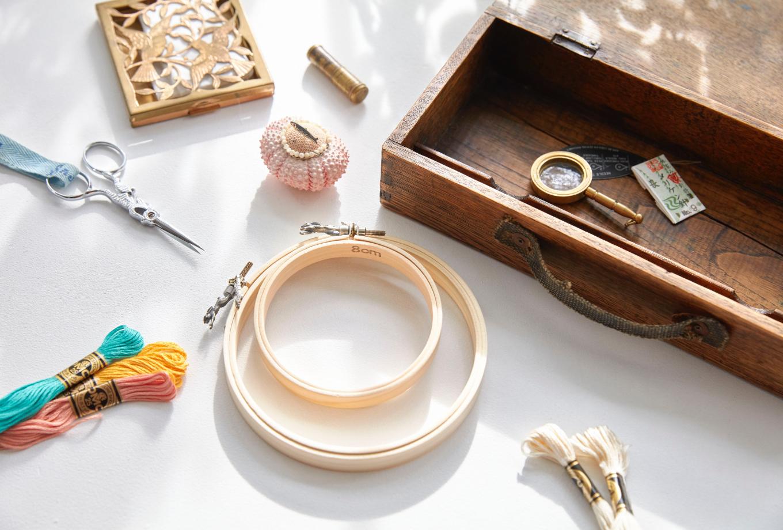 yacmiiの刺繍道具